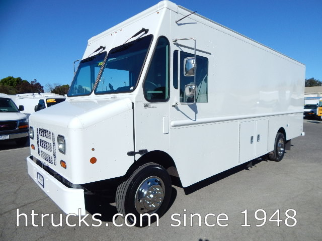 2014 Ford F59 18' Step Van / Tool or Food Truck Conversion