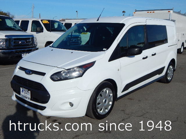 2015 Ford Transit Connect Extended Mini Cargo Van - XLT