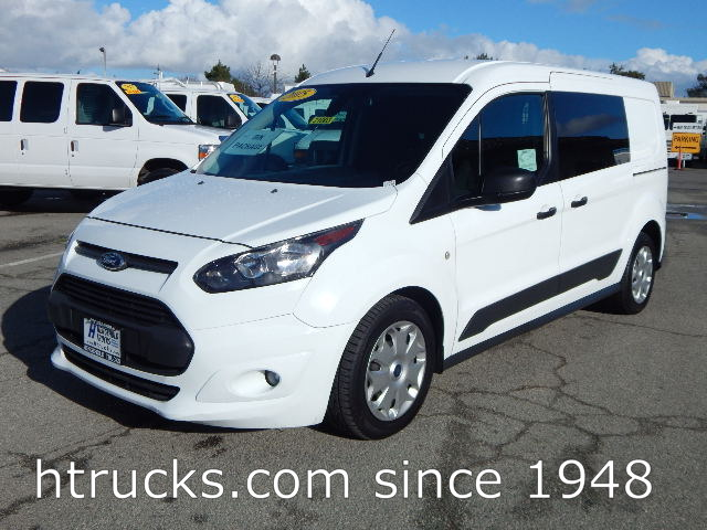 2015 Ford Transit Connect Extended Mini Cargo Van - BINS - XLT
