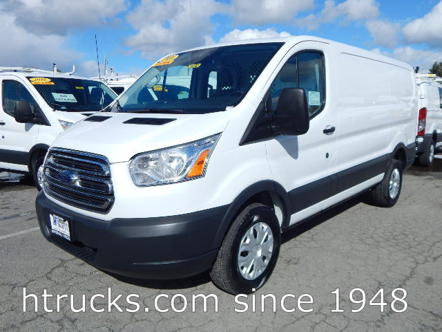 "2016 Ford Transit 250 Cargo Van - LOW ROOF 130"" WB"