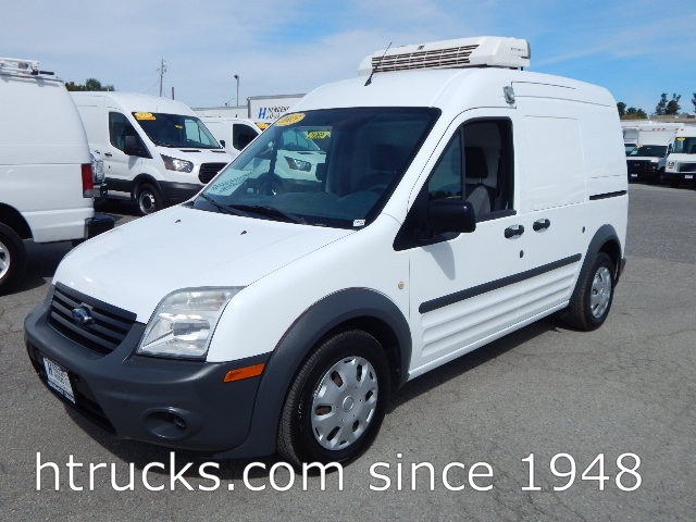 2013 Ford Transit Connect REFRIGERATED Mini Cargo Van - STANDBY