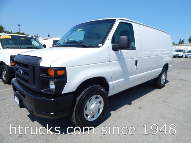 2011 Ford E250 REFRIGERATED Econoline Cargo Van XLT